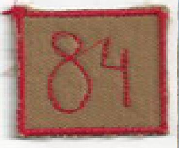 Número de Grupo (84)