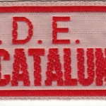 Asde Cataluña, blanca