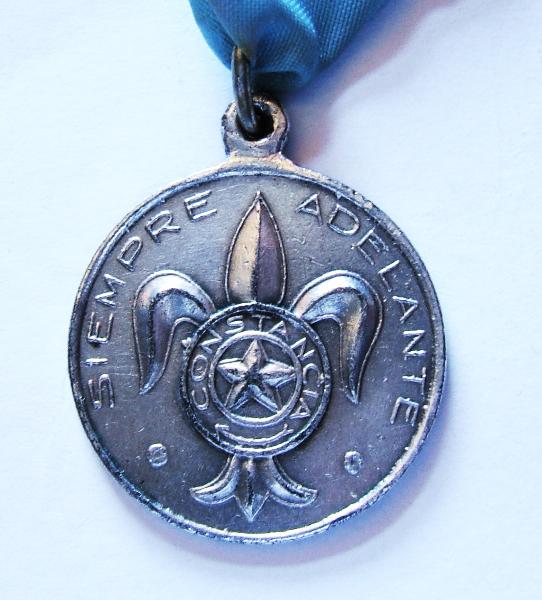Medalla a la Constancia
