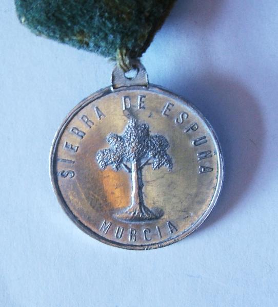 Medalla Sierra Espuña