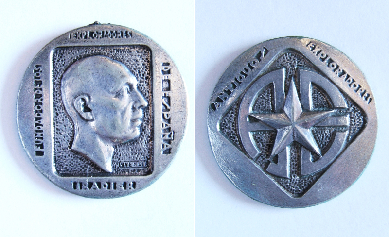 Medalla Iradier