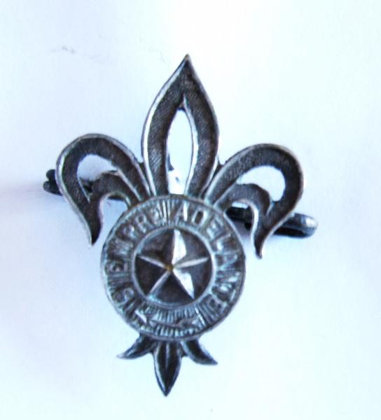 Pin metálico Exploradores de España