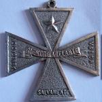 Medalla a la Abnegación - Plata