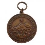 Campamento Nacional Peñota - 1918