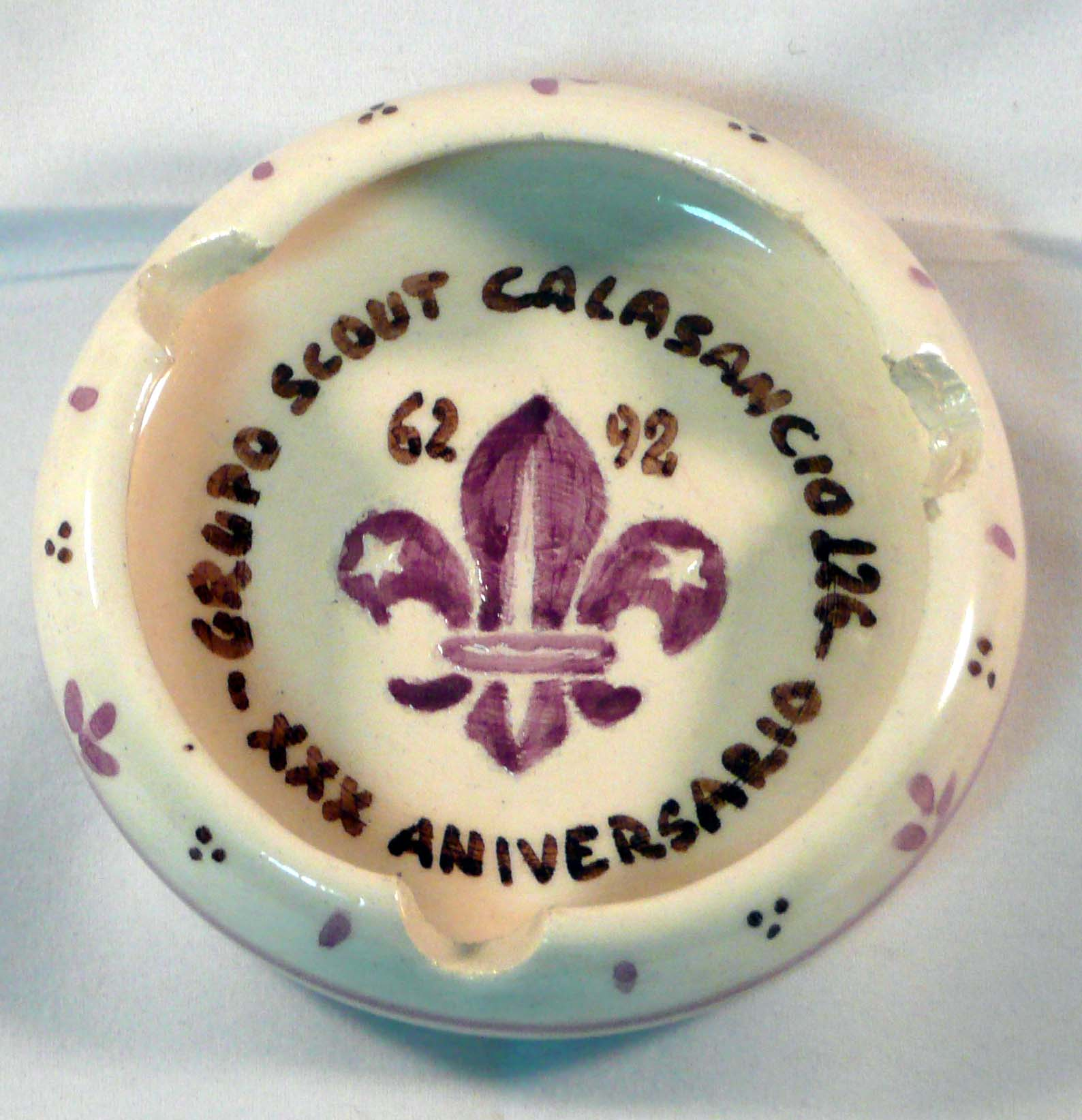 1992 Recuerdo Grupo Scout Calasancio 126