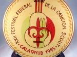 1995 Recuerdo XXII Festival Canción Scout