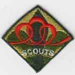 2006 Distintivo Progresión Sección Scout