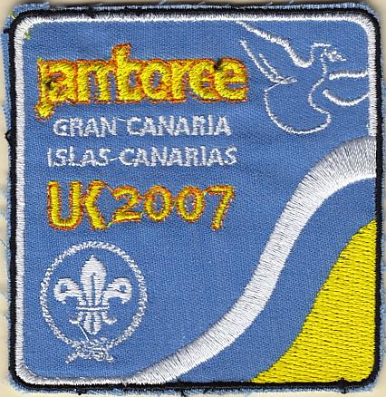 2007 Jamboree Inglaterra