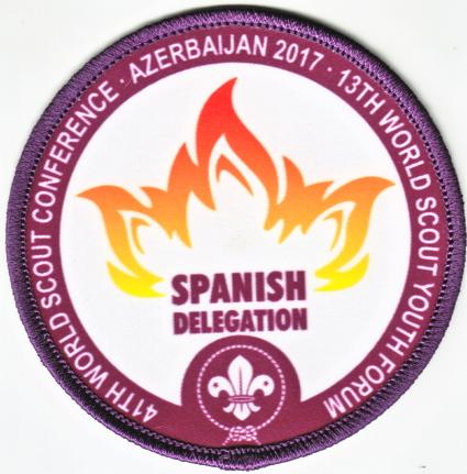 2017 Conferencia Scout Mundial Azerbaiyán