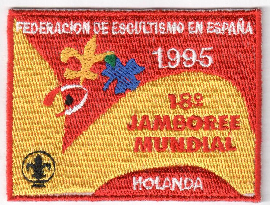 1995 Jamboree de Holanda