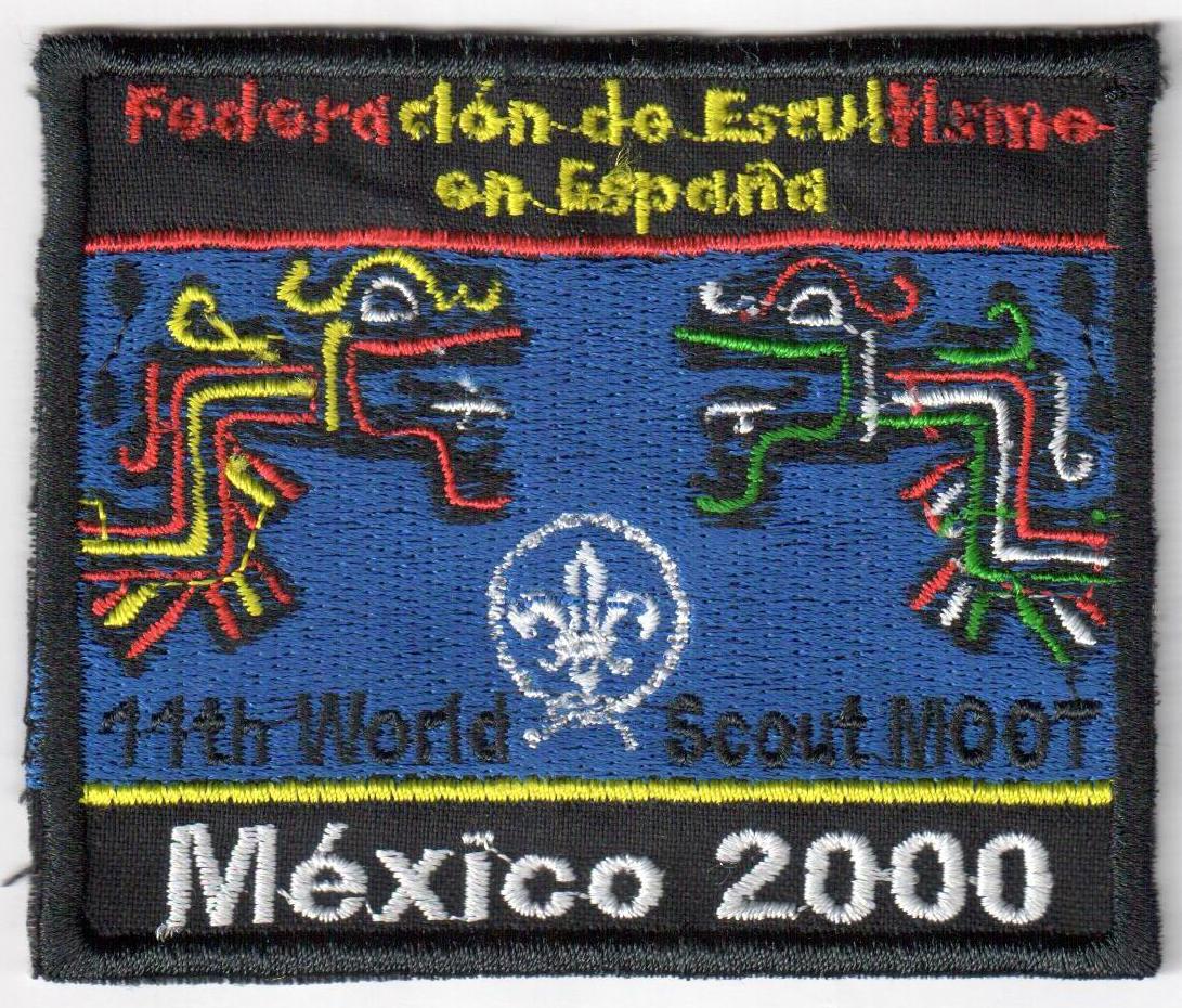2000 Rovermoot México