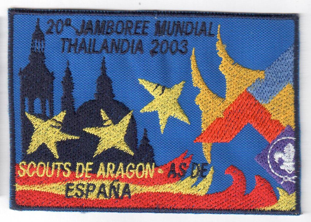 2003 Jamboree de Tailandia