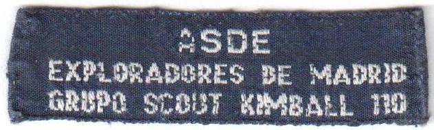 Grupo Scout 110