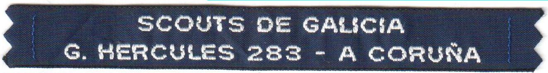 Grupo Scout 283