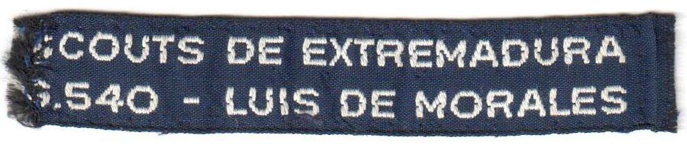 Grupo Scout 540