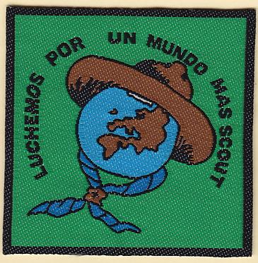 2001 Distintivo de Asociado a ExMu