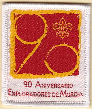 2003 Distintivo de Asociado a ExMu