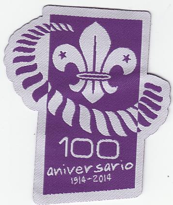 100 años Scouts de Extremadura