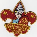 2005 Distintivo de Asociado a ExMu